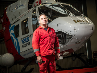 NBS Rescue Helicopter Appeal is launched