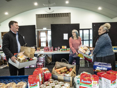 NBS contributes $30,000 to foodbanks